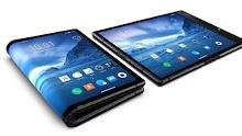 Inilah FlexPai, Smartphone Layar Lipat Pertama di Dunia