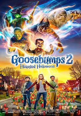 Film Bioskop Terbaru Goosebumps 2: Haunted Halloween (2018) Hindi (Cleaned) Dual Audio 720p [850MB]
