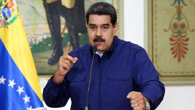 Maduro llama a EEUU al diálogo pese a sus 'constantes ataques'