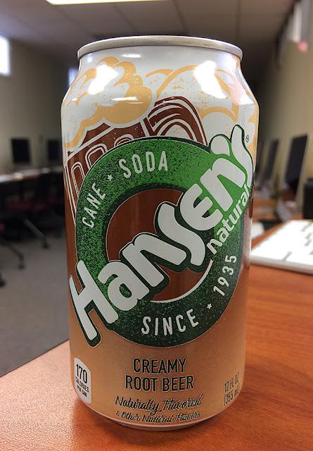 Hansen's Natural Creamy Root Beer