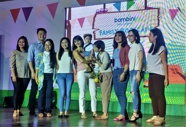 Bambini relaunches products with Iya and Primo Arellano as ambassadors