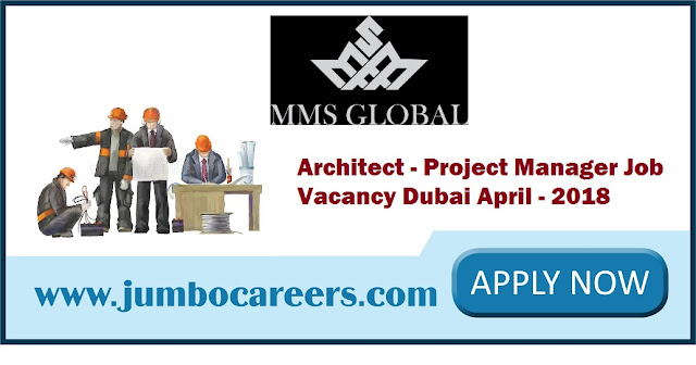 Architect Project Manager Job