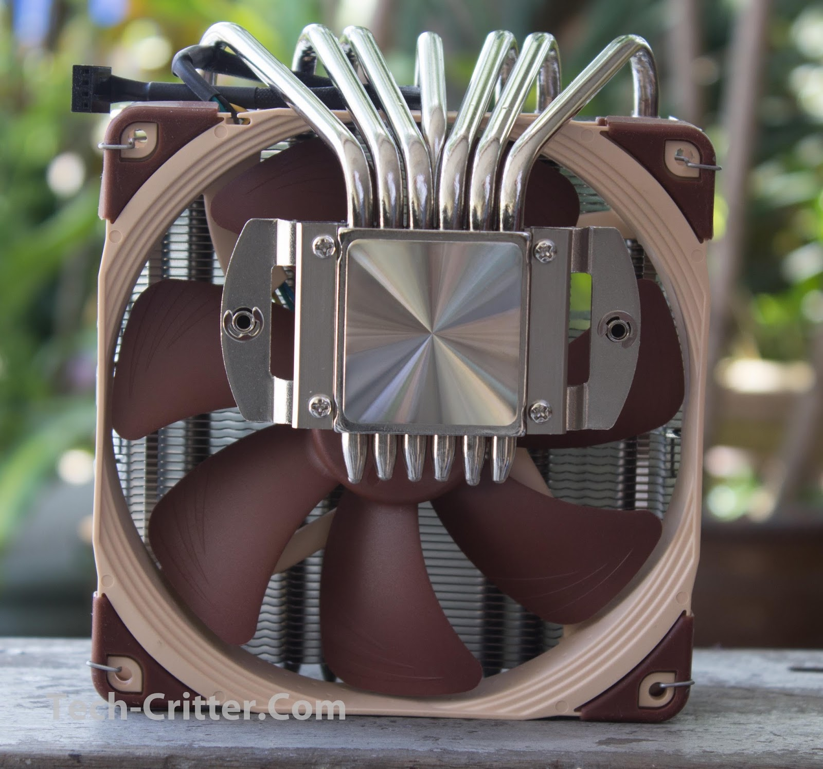 Unboxing & Review: Noctua NH-C14s 13