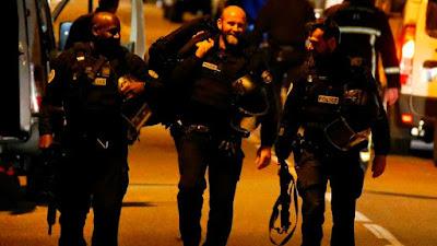 Un adolescent à Toulouse libère