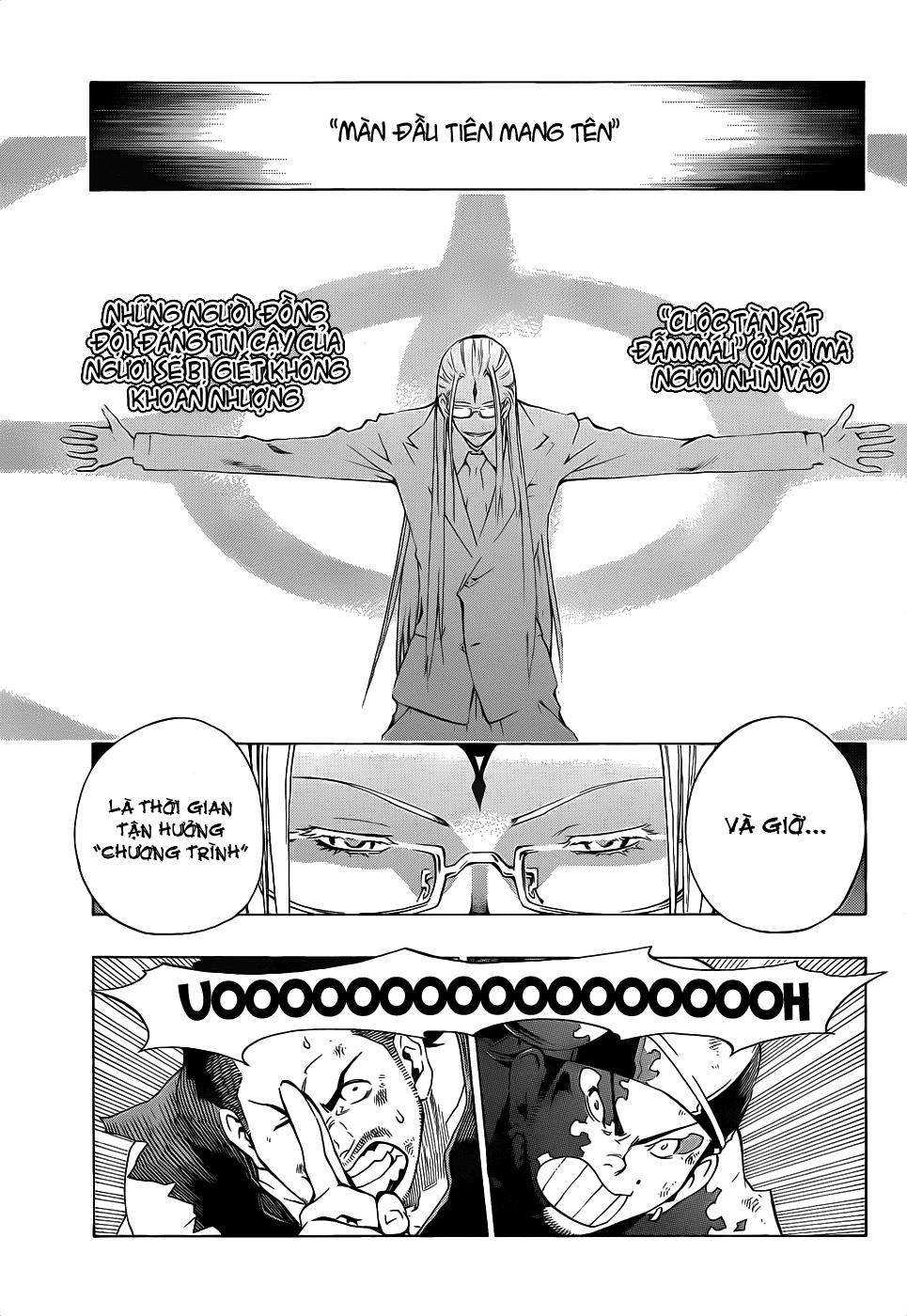 Examurai chapter 007 trang 22