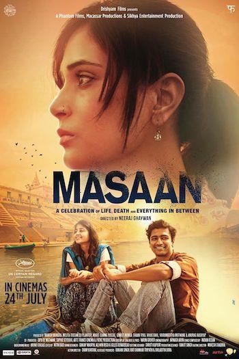 Masaan (2015) Hindi HDCam 300MB