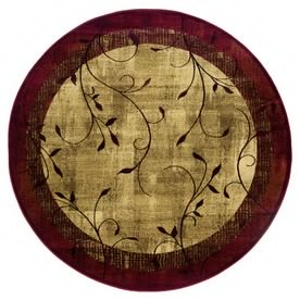 Contemporary Ancient Round Area Rugs 8 Feet Home Cheap