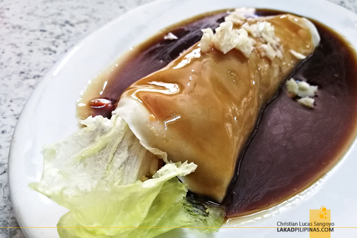 Aling Leoning's Quezon City Fresh Lumpia