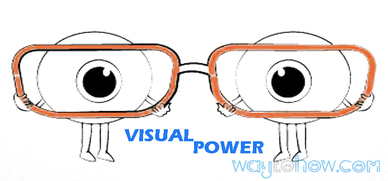 visual power increase by fish oil medicine