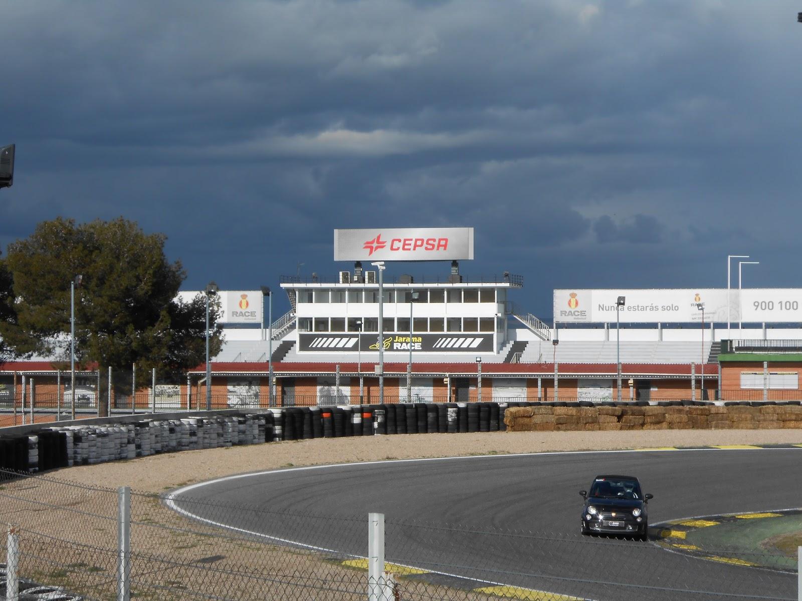 Circuito Del Jarama : Nueva torre circuito jarama periodismo del motor