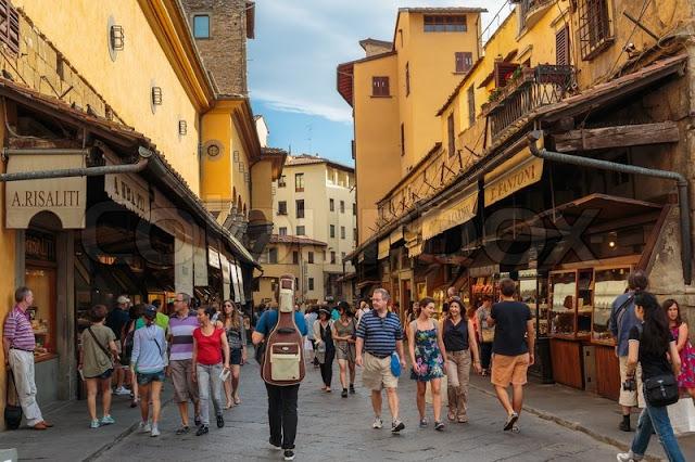 Ingressos para um tour por Florença