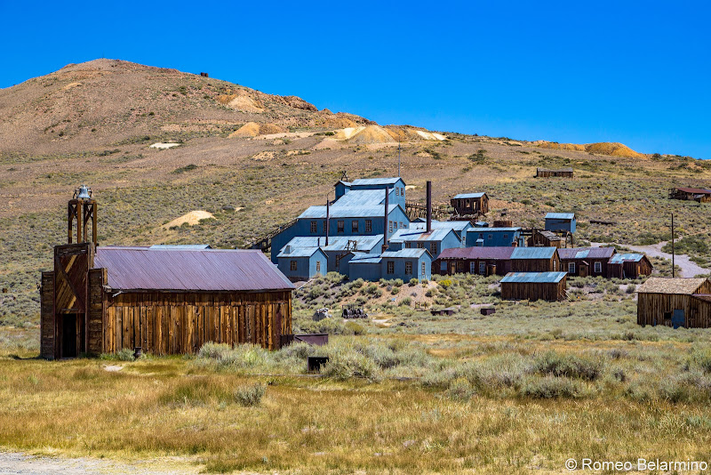 Standard Consolidated Mining Company Stamp Mill Things to Do in Mammoth in Summer