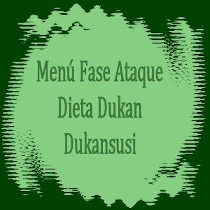 Blog dieta dukan ataques