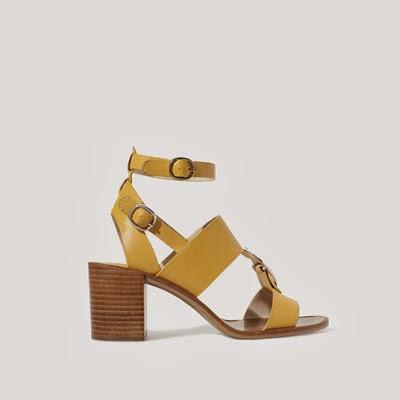 lemon drop shoe