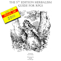 Free GM Resource: The 5th Edition Herbalism Guide for RPGs