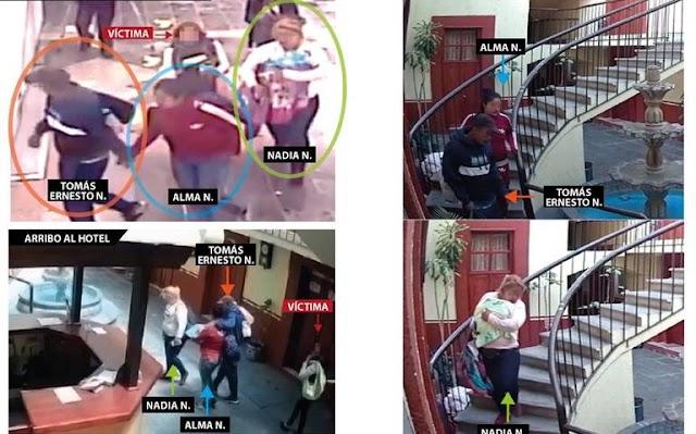 Capturan a banda que robaron bebe y mataron a la madre