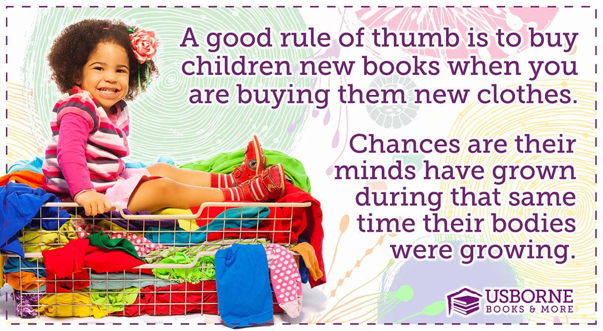 Shop Usborne Books With Me!