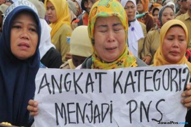 Kaum Honorer Kalbar Nyatakan Dukung Prabowo-Sandi, Ini Alasannya