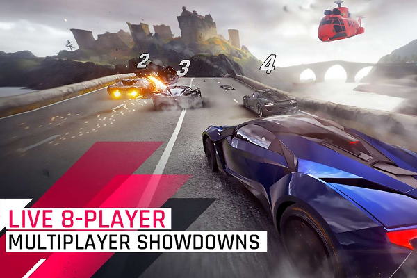Asphalt 9: Legends now available for download on Android, iOS and Windows