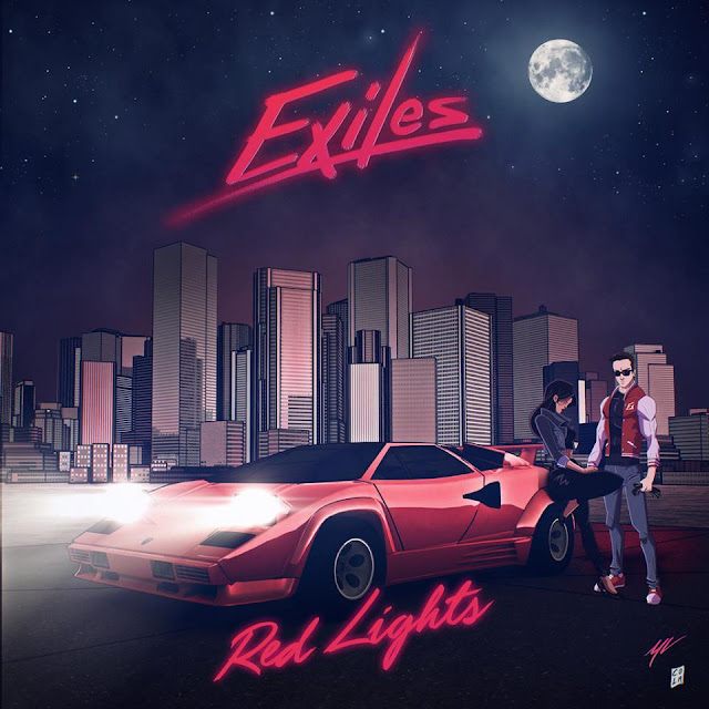 Exiles Red Lights Single