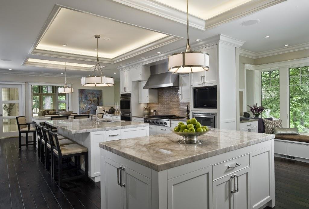 Beautiful White Kitchens Houzz