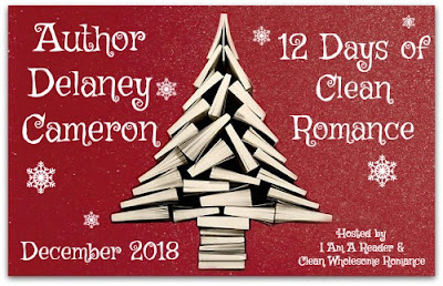 12 Days of Clean Romance – The Gift of Love by Delaney Cameron-$25 #Giveaway-NWoBS Blog