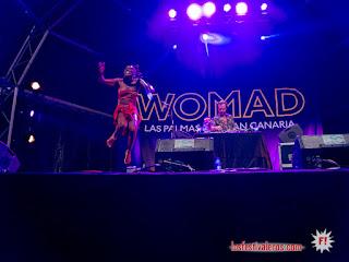Womad Las Palmas de Gran Canaria 2017 - Beating Heart (Reino Unido)