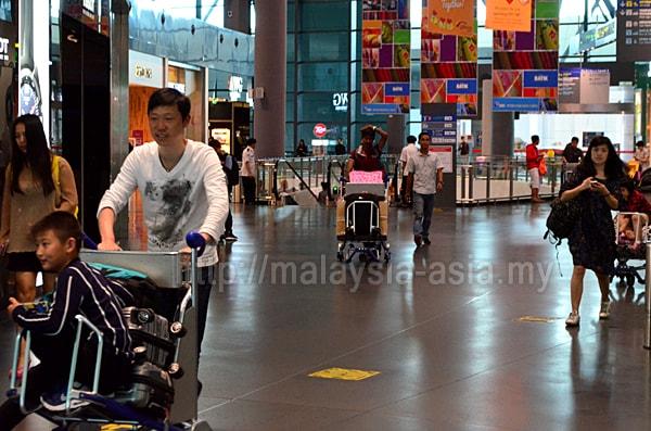2016 Tourism Arrivals Malaysia