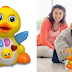 Rexun Yellow Dancing Duck Baby Toys Electronics Musical