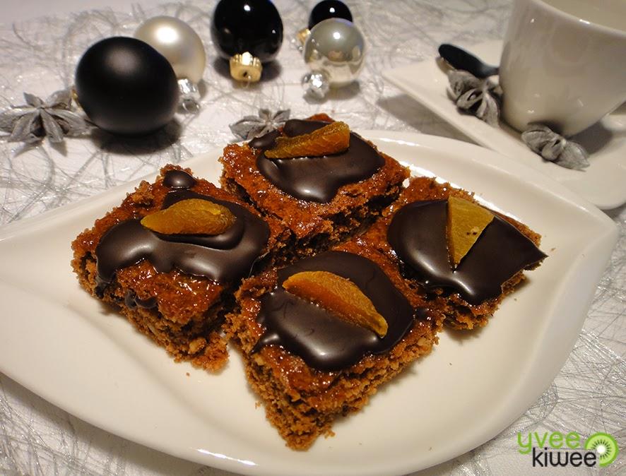 yvee kiwee food weihnachtspl tzchen lebkuchen brownies. Black Bedroom Furniture Sets. Home Design Ideas