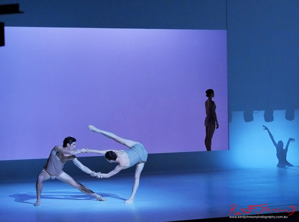 CROMA the Australian Ballet at Sydney Opera House. Photography by Kent Johnson.