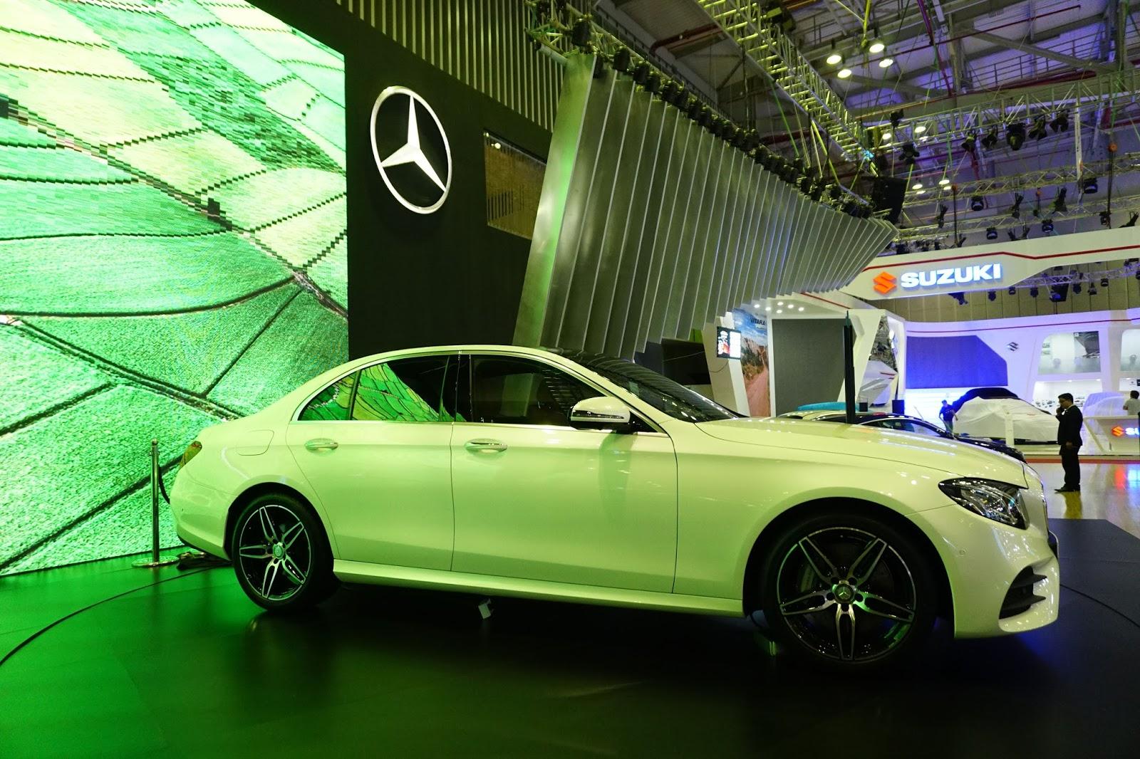 E Class mới sẽ là hàng đinh, lá át chủ bài của Mercedes Benz Việt Nam