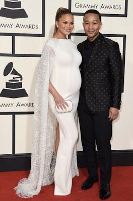 John Legend Grammys 2016