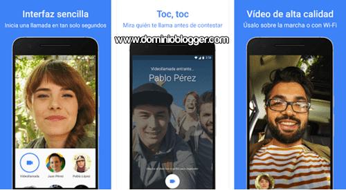 Videollamadas gratuitas y al instante con Google Duo