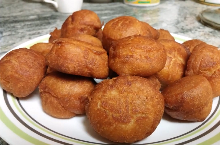 Delicious Banana Fritters