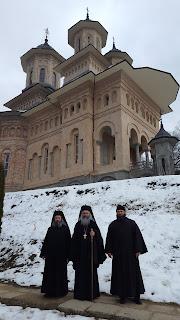 Canonul Sfantului Andrei Criteanul, Manastirea Nicula