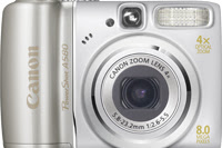 Canon PowerShot A580 Driver Download Windows