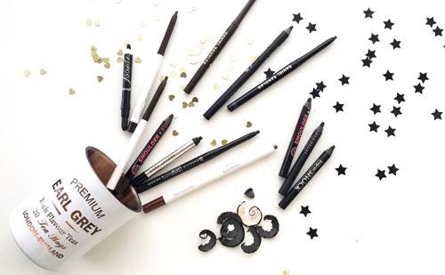 ¿Que son los lápices kohl y kajal en maquillaje?