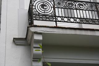 Schaden Balkon Stuck Sanierung Belz Risssanierung