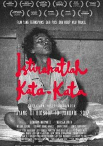 Download Film Istirahatlah Kata Kata (2017) Full Movie