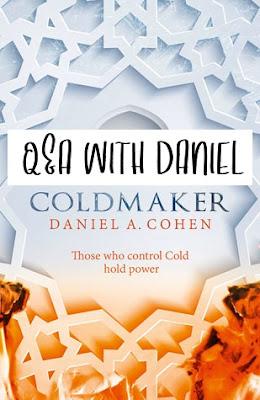 Q&A with Daniel A. Cohen