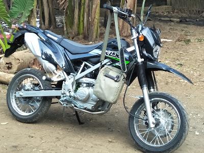 Spesifikasi dan Keunggulan Kawasaki KLX G150, Lengkap dengan Harganya