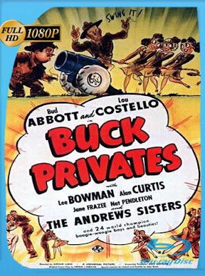 Abbott y Costello Reclutas en Apuros (1941)HD[1080P] latino[GoogleDrive] DizonHD