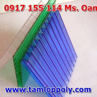 Nhà phân phối tấm lợp lấy sáng thông minh polycarbonate chính thức tại Miền Nam - Sơn Băng ảnh 11