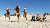 Jaran Aboriginal And Torres Strait Islander Dance Company (Credit: jarandancers.com.au) Click to Enlarge.