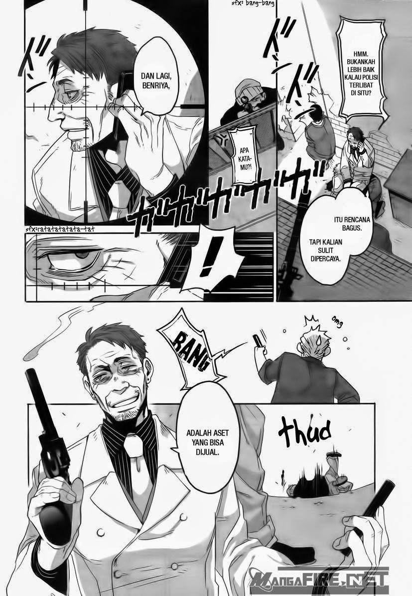 Dilarang COPAS - situs resmi  - Komik gangsta 007 - chapter 07 8 Indonesia gangsta 007 - chapter 07 Terbaru 33|Baca Manga Komik Indonesia|