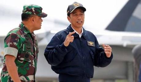 Soal Film G-30S/PKI, Salim Said: Gatot Memiliki Peranan Politik dan Jokowi Pintar