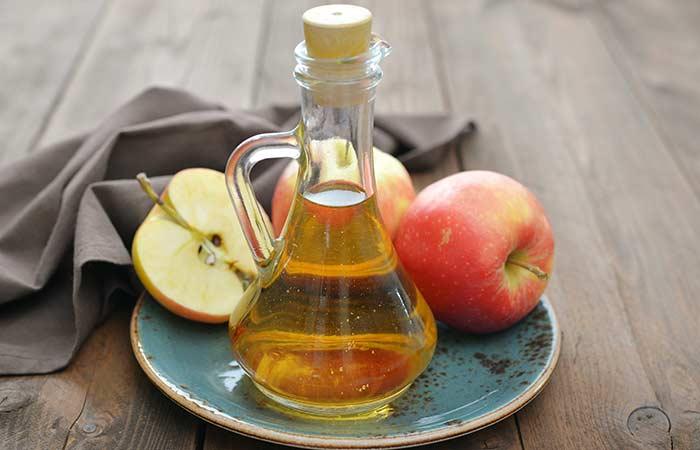 Hausgemachte-Haar-Conditioner-Mit-Apfel-Cider-Essig sparen