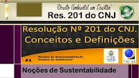 Resolução 201 CNJ