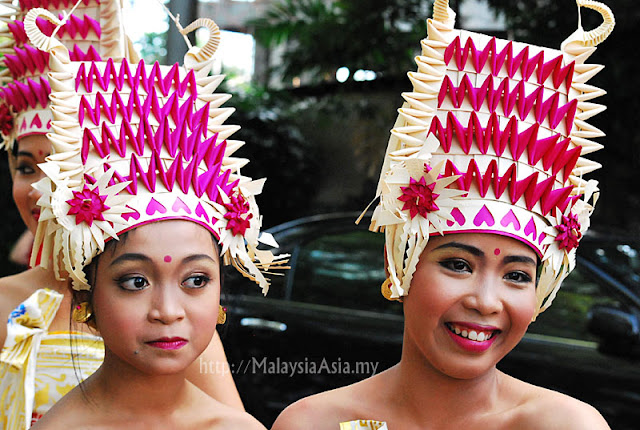 Straw Hats from Bali Indonesia